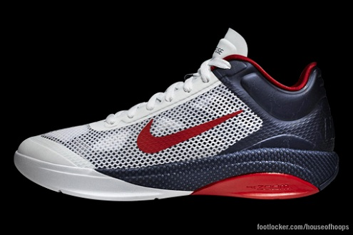 """Nike Zoom Hyperfuse Low """"March Madness Pack"""" at HOH"""