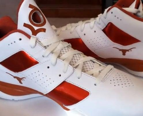 Nike Zoom KD III - Texas Longhorns PE