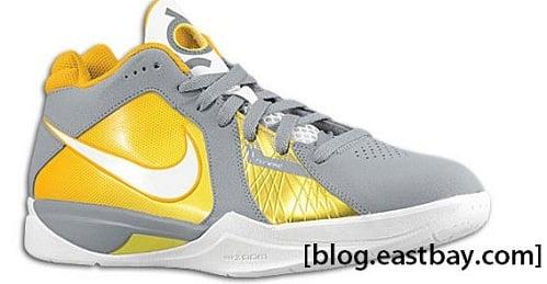 "Nike Zoom KD III ""Wolf Grey"""