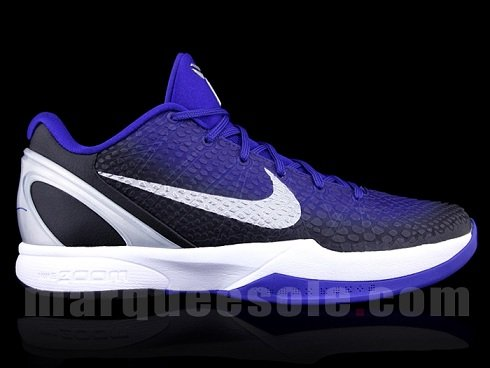"Nike Zoom Kobe VI ""Purple Gradient"" - New Images"