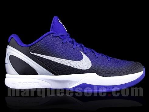 "Nike Zoom Kobe VI ""Purple Gradient"" - New Images"