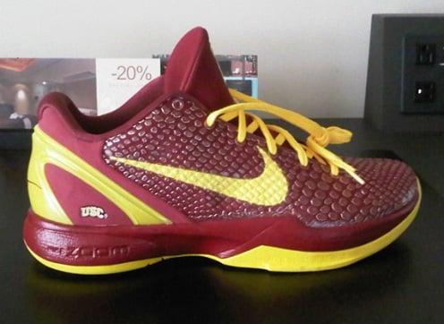 """Nike Zoom Kobe VI """"USC"""""""