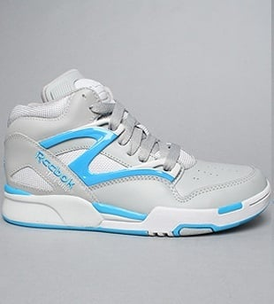Reebok Pump Omni Lite - Light Grey/Blue