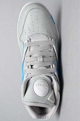 Reebok Pump Omni Lite - Light Grey/Blue
