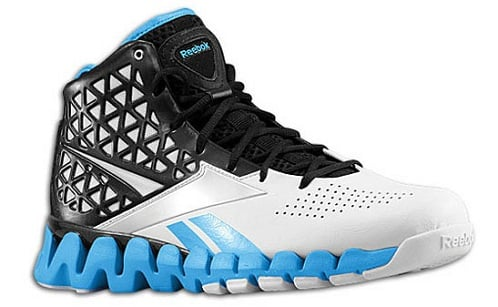 Reebok Zig Slash - Malibu Blue/Black-White-Steel