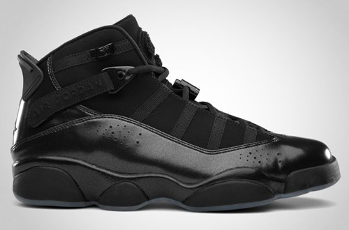 Release Reminder: Jordan 6 Rings Black/Dark Charcoal