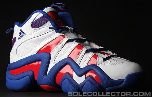 "adidas Crazy 8 ""Kansas Jayhawks"""