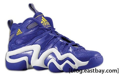 adidas Crazy 8 - Purple/White/Sun