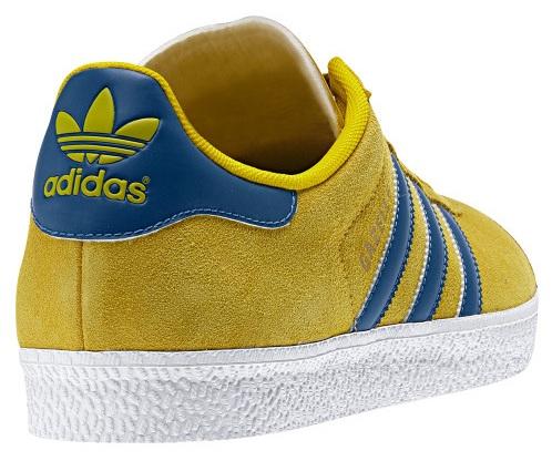 adidas Originals Gazelle 2.0 - Sun/Lone Blue-White