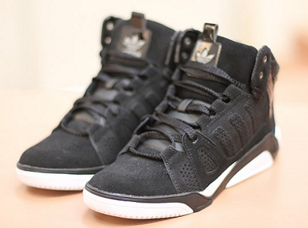 adidas Originals LQC - Black/Black-White