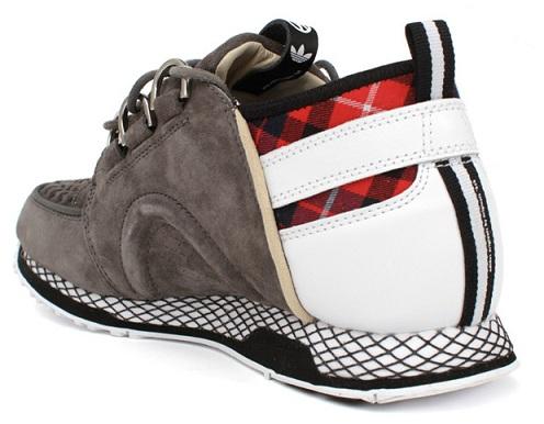 adidas Originals by Originals Kazuki ZX Mocc - Dark Cinder