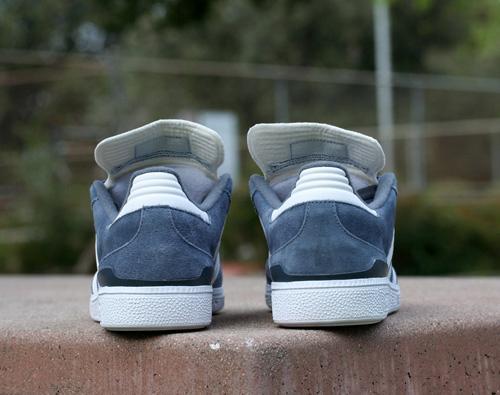 adidas Skateboarding Busenitz - Grey/White