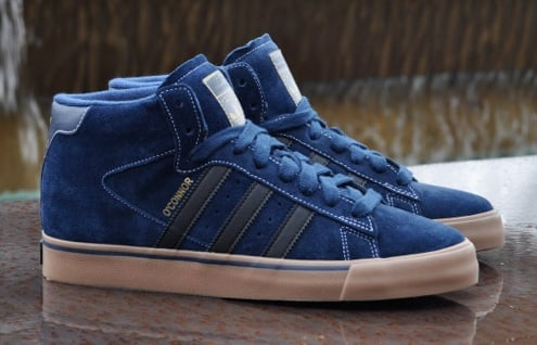 adidas Skateboarding Tim O'Connor Campus Vulc Mid