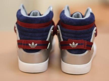 adidas adiRise Mid Patent - Spring 2011