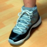 Air Jordan XI (11) Retro -Cool Grey Carbon Fiber