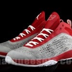 Air Jordan 2011 – Grey/ Red- White