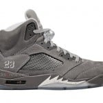 Air Jordan V (5) Retro 'Wolf Grey' - Detailed Images