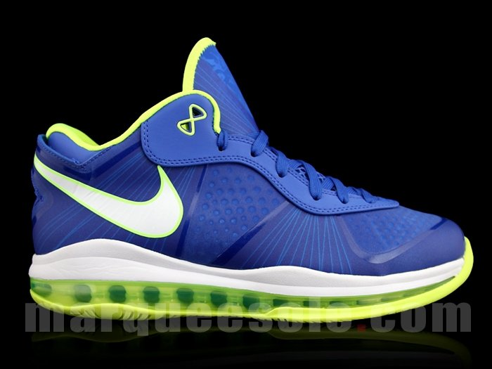 LeBron 8 V2 Low - New Detailed Images