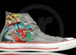 DC Comics x Converse - 'Heroes Pack'