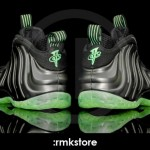 Nike Air Foamposite One – Black/ Electric Green