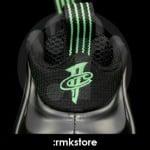 Nike Air Foamposite One - Black/ Electric Green