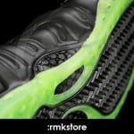 Nike Air Foamposite One – Black/ Electric Green