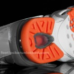 Nike Air Griffey Max II White/ Grey/ Orange