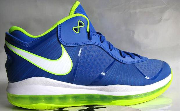 Nike LeBron 8 V2 Low – New Images