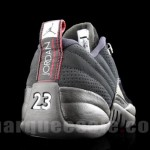 Air Jordan XII (12) Retro Low - Black/ Red