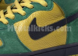 Nike Dunk SB High 'Hulk' Look-See Sample