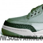 Air Jordan III (3) Retro - Grey/ Black Carbon - White aka 'Extra Round'