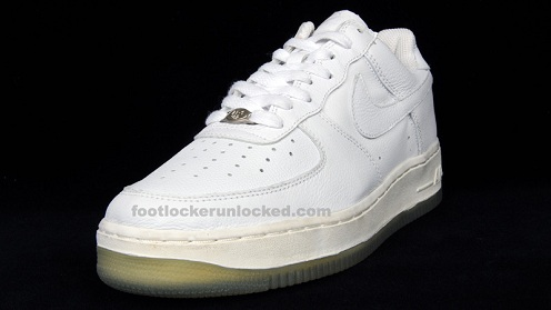 A Look Back: Nike Air Force 1 Low White/White-Ice