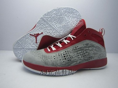 Air Jordan 2011 Red/Grey