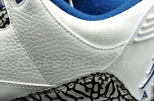 "Air Jordan Retro III (3) ""True Blue"" - More Images"
