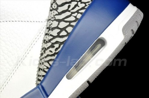 "Air Jordan Retro III (3) ""True Blue"" - More Images"