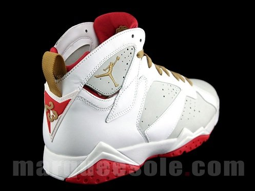 "Air Jordan Retro VII (7) ""Year of the Rabbit"" - A Closer Look"