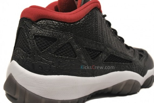 "Air Jordan Retro XI (11) IE Low ""Bred"" - Available Early"