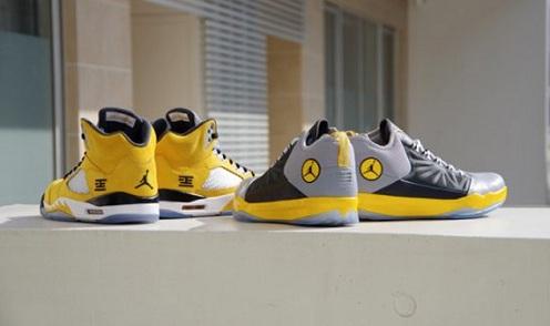 """Air Jordan V (5) & Jordan CP3.IV """"Tokyo 23"""" - New Images"""