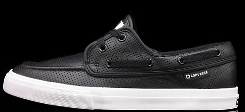 Converse Sea Star Skate II Ox - Black/White