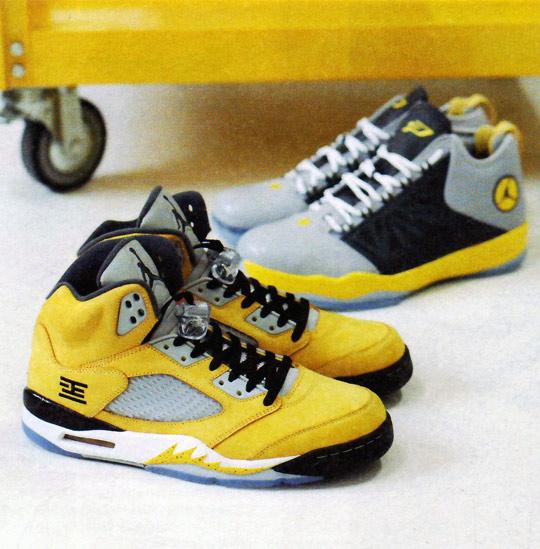 """Jordan Brand x XBS """"Jordan Tokyo 23"""" Pack"""