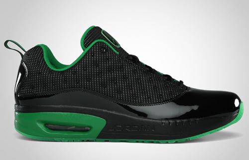 Jordan CMFT Viz Air 13 - Black/Apple Green-White