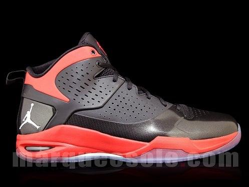 Jordan Fly Wade - Black/Red