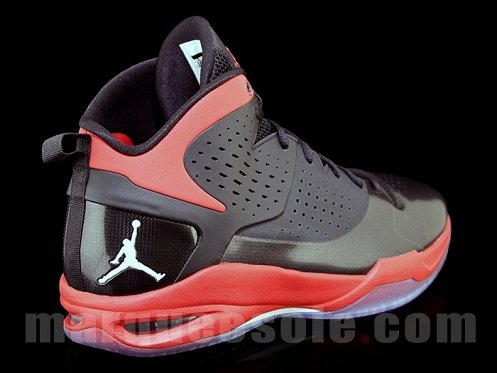 Jordan Fly Wade - Black/Red