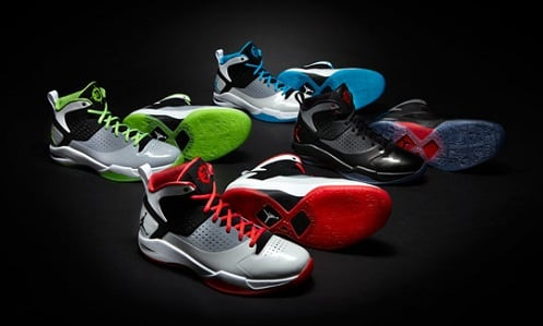 Jordan Fly Wade Officially Unveiled