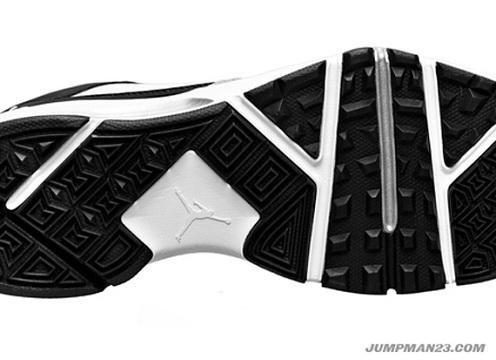 Jordan Jeter Cut Sneaker