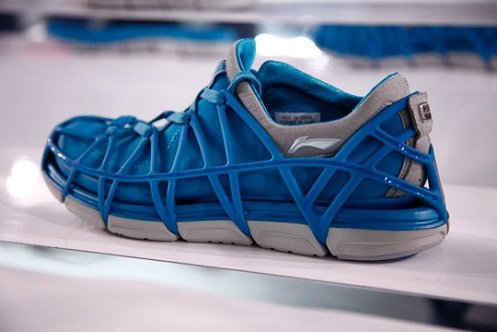 Li-Ning Mix Dissected