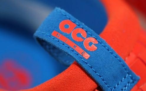 Nike ACG Air Moc LT - Team Orange