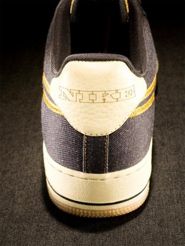 Nike Air Force 1 Low - Denim/Bronze