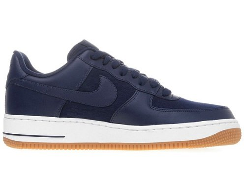 Nike Air Force 1 Low - Obsidian/White-Gum