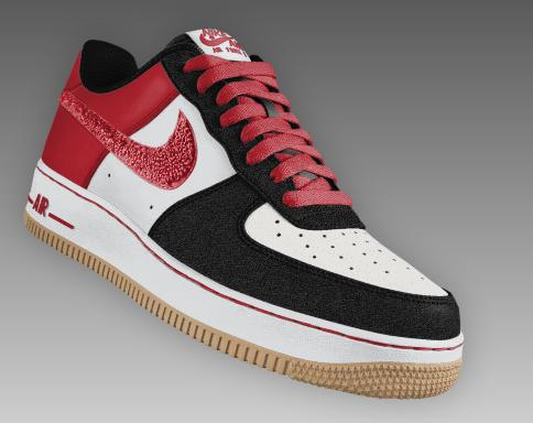 timeless design 0a7e7 21f91 The Nike Air Force 1 iD now ...